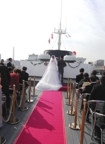 H23.11.27 スタッフの結婚式