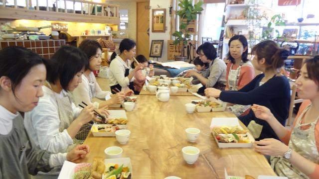 H24.4.26  マクロビオティック料理教室