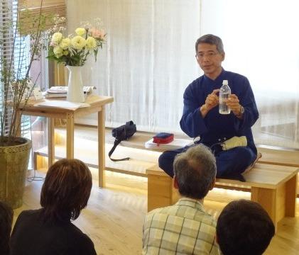 H24.5.13  中健次郎先生の講習会・・・