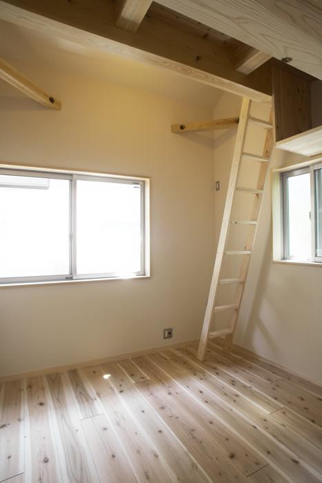 2階にはロフトもあります