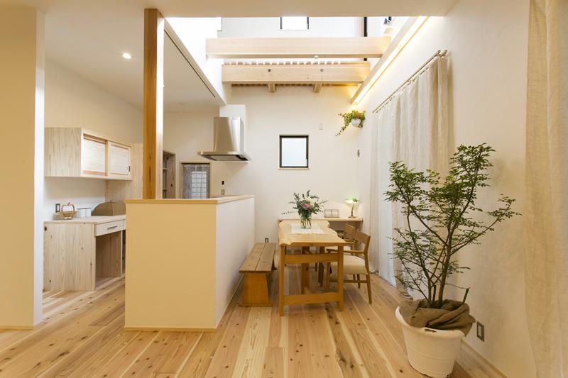 H様邸 in 新吉田町