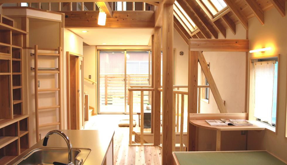 I様邸(平成21年5月完工・横浜市港北区)