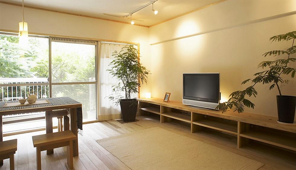 K様邸(平成21年完工・横浜市港北区・マンションリフォーム)