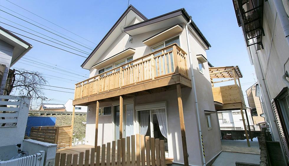 N様邸(平成26年2月完工・横浜市港北区)