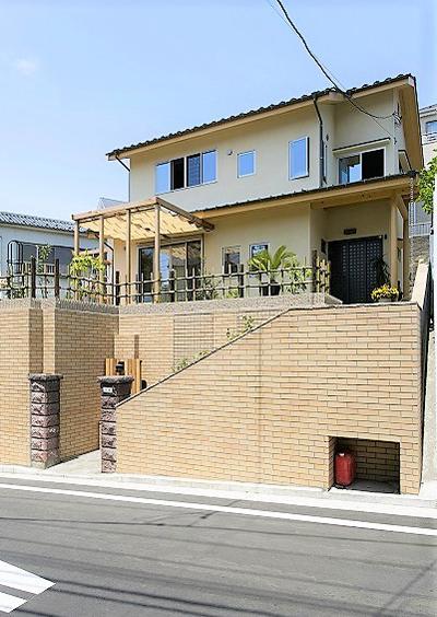 K様邸(平成26年3月完工・横浜市神奈川区)