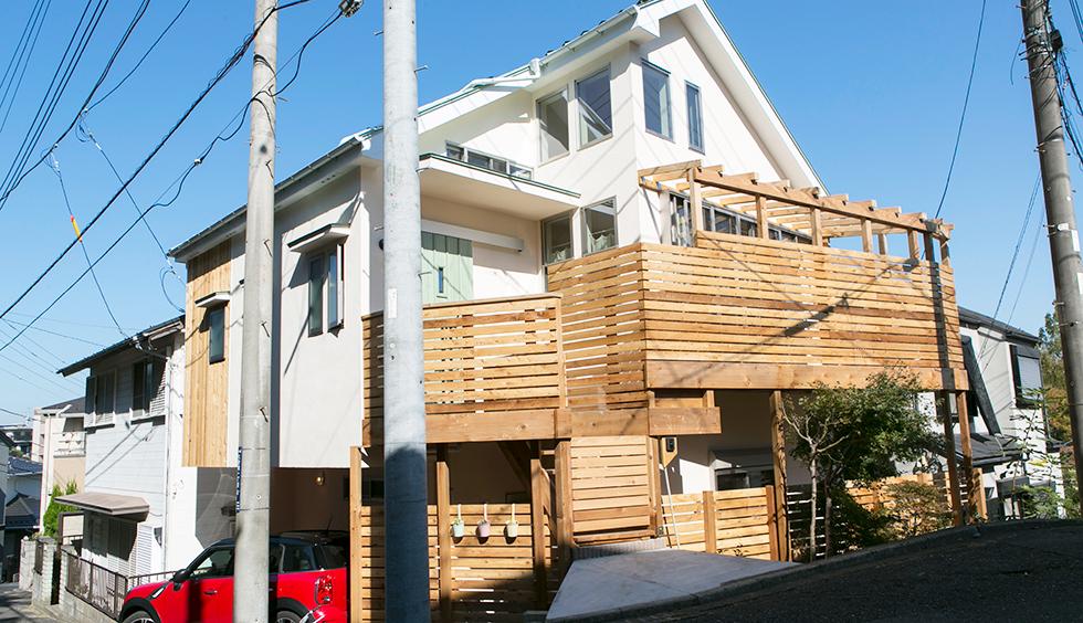 T様邸(平成28年9月完工・横浜市港北区)