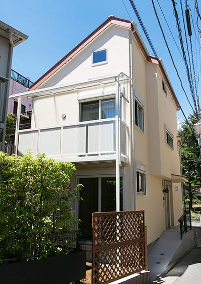 N様邸(平成28年7月完工・川崎市幸区)