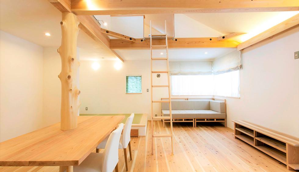 H様邸(平成28年1月完工・逗子市)