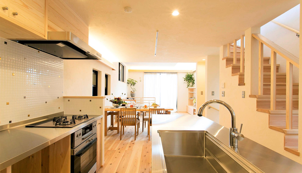A邸(平成28年4月完工・横浜市港北区)