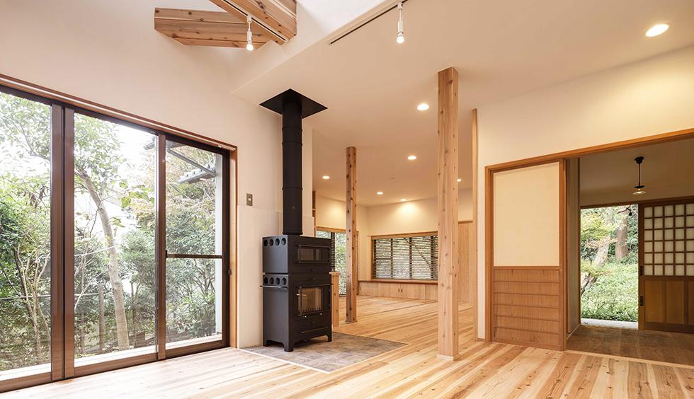 K様邸(平成25年11月完工・鎌倉市)