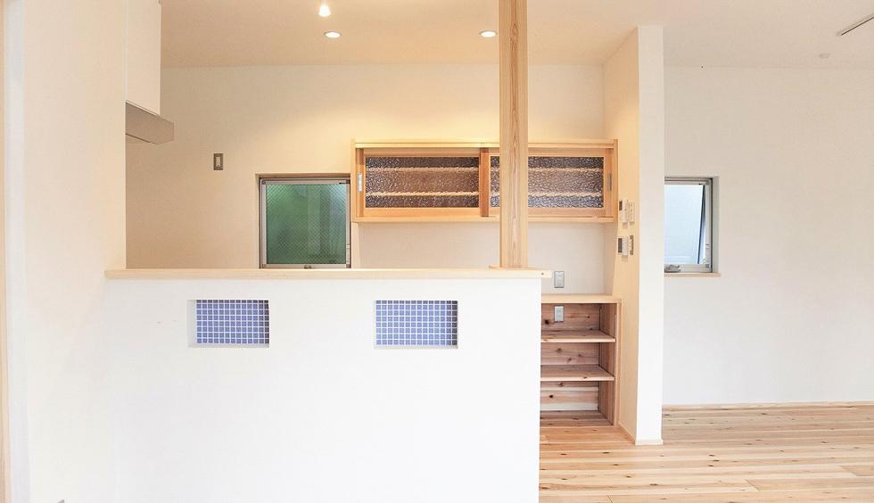 W様邸(平成26年6月完工・横浜市金沢区)