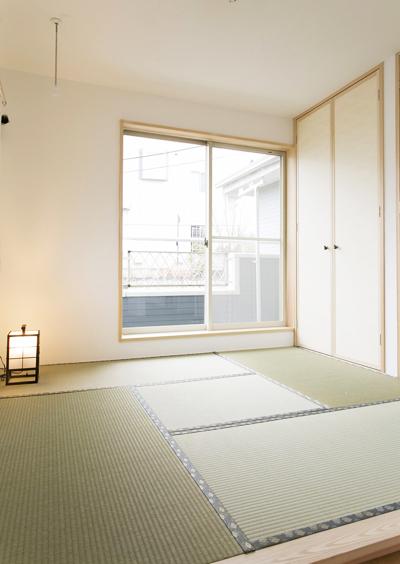 I様邸(平成27年2月完工・横浜市都筑区)