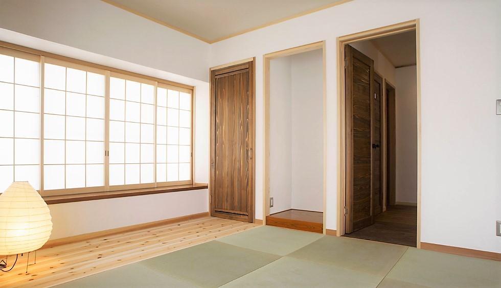 F様邸(平成21年完工・横浜市鶴見区)