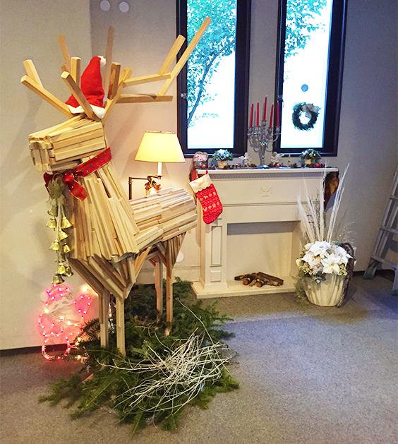 今年も「小さな丘のメリークリスマス」@大倉山記念館に参加させて頂きました!