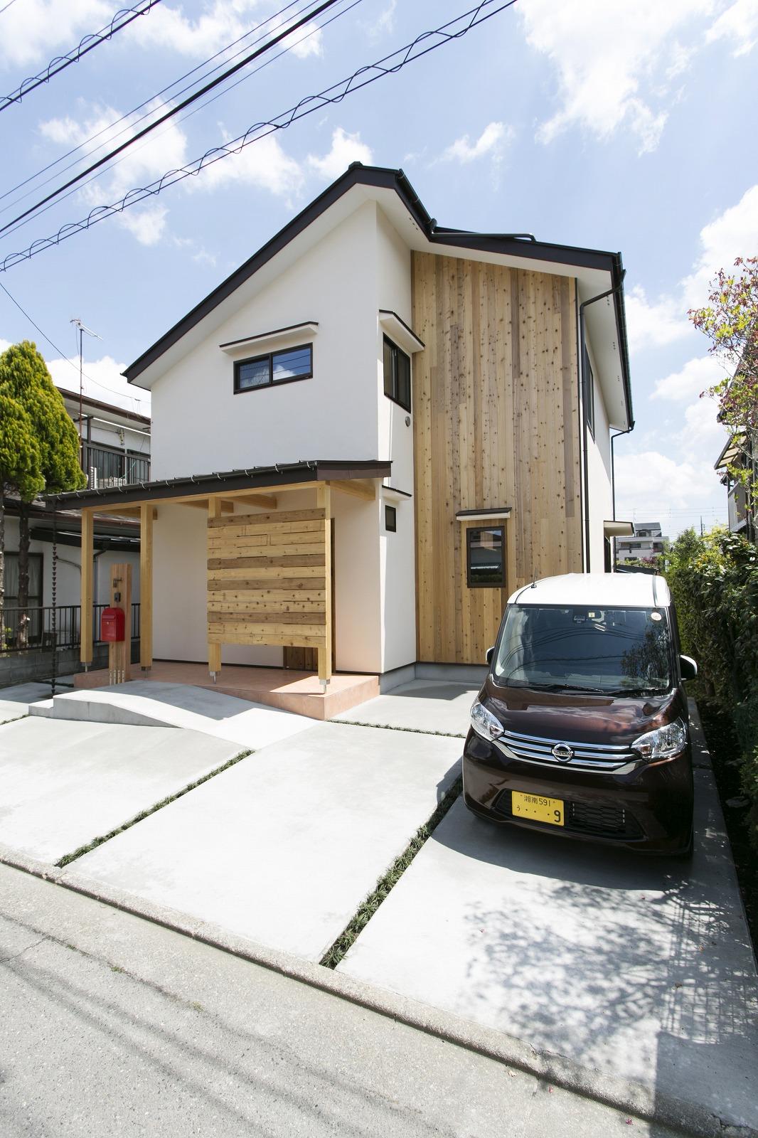 K様邸(平成29年3月完工・神奈川県秦野市)