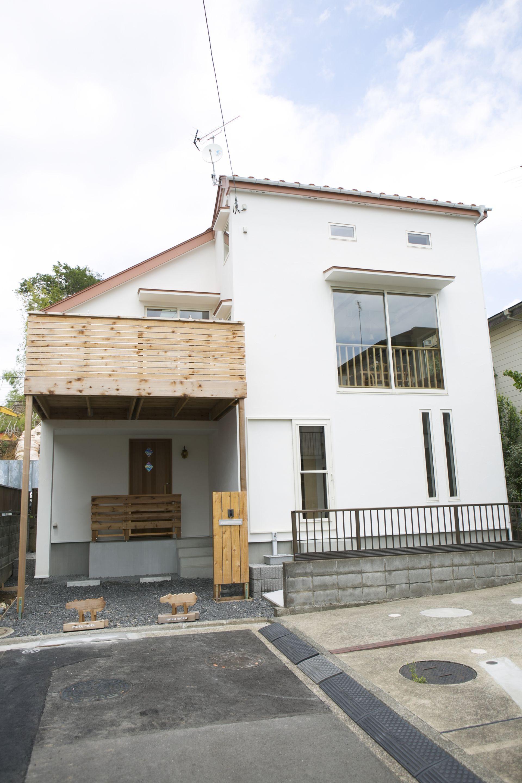 U様邸(平成29年6月完工・横浜市港北区)