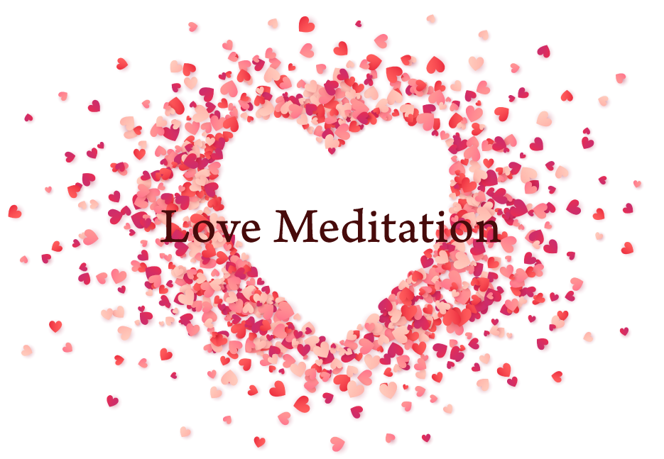 H31.1.6(日) Love Meditation